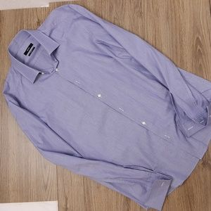 Hugo Boss Shirts - Hugo Boss Slim Fit Dress Shirt SZ 39